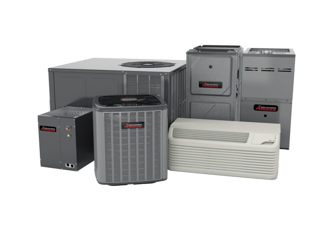 Heating And Cooling : Amana air conditioning peters